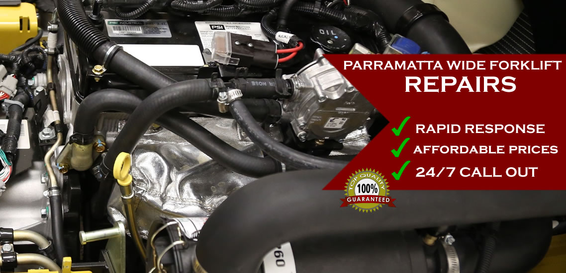 Forklift Repairs Parramatta