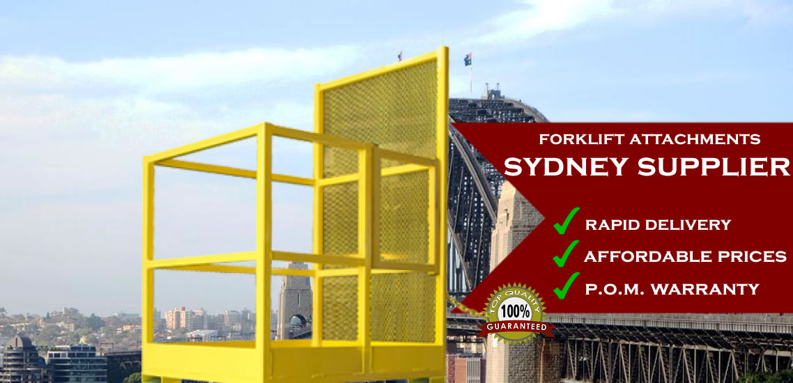 Sydney Forklift Attachments