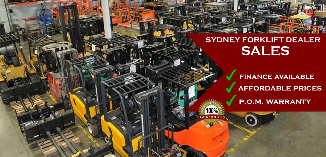 Sydney Forklift Sales