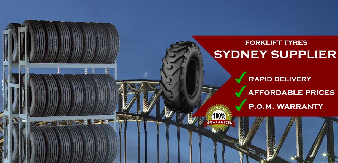 Sydney Forklift Tyres