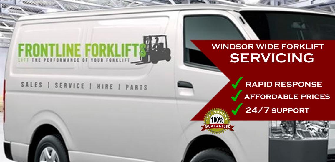 Forklift Servicing Windsor
